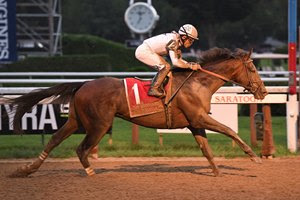 Yoshida wins the Woodward Stakes  at Saratoga Race Course
