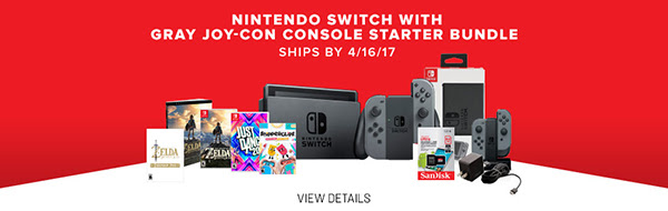 Get the New Switch Bundle from...