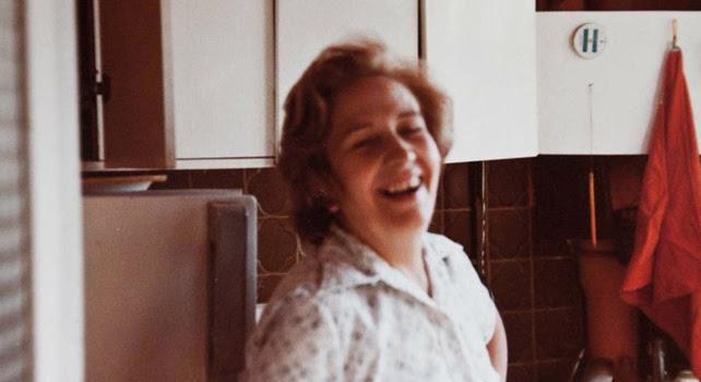La madre de desaparecidos Noemí Gianotti de Molfino.