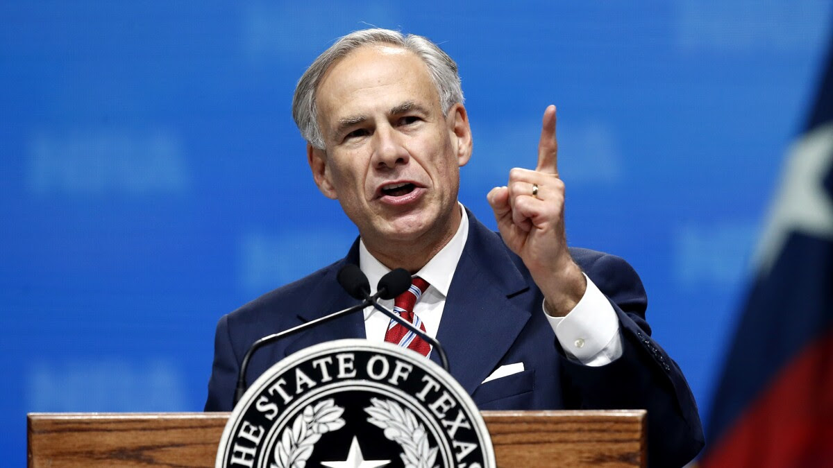 Greg Abbott's path to reelection in Texas eased by Trump