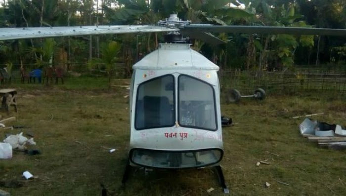 jugaad helicopter