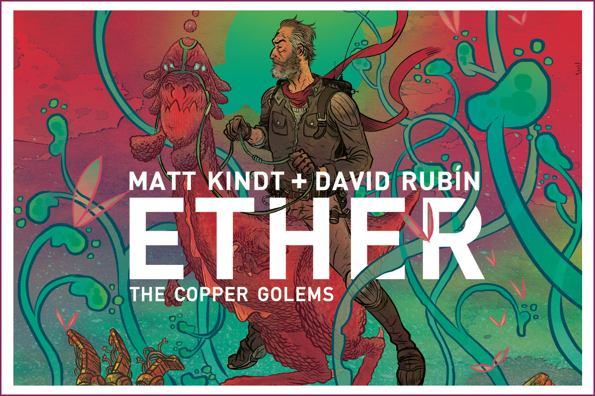 ETHER COPPER GOLEMS #1
