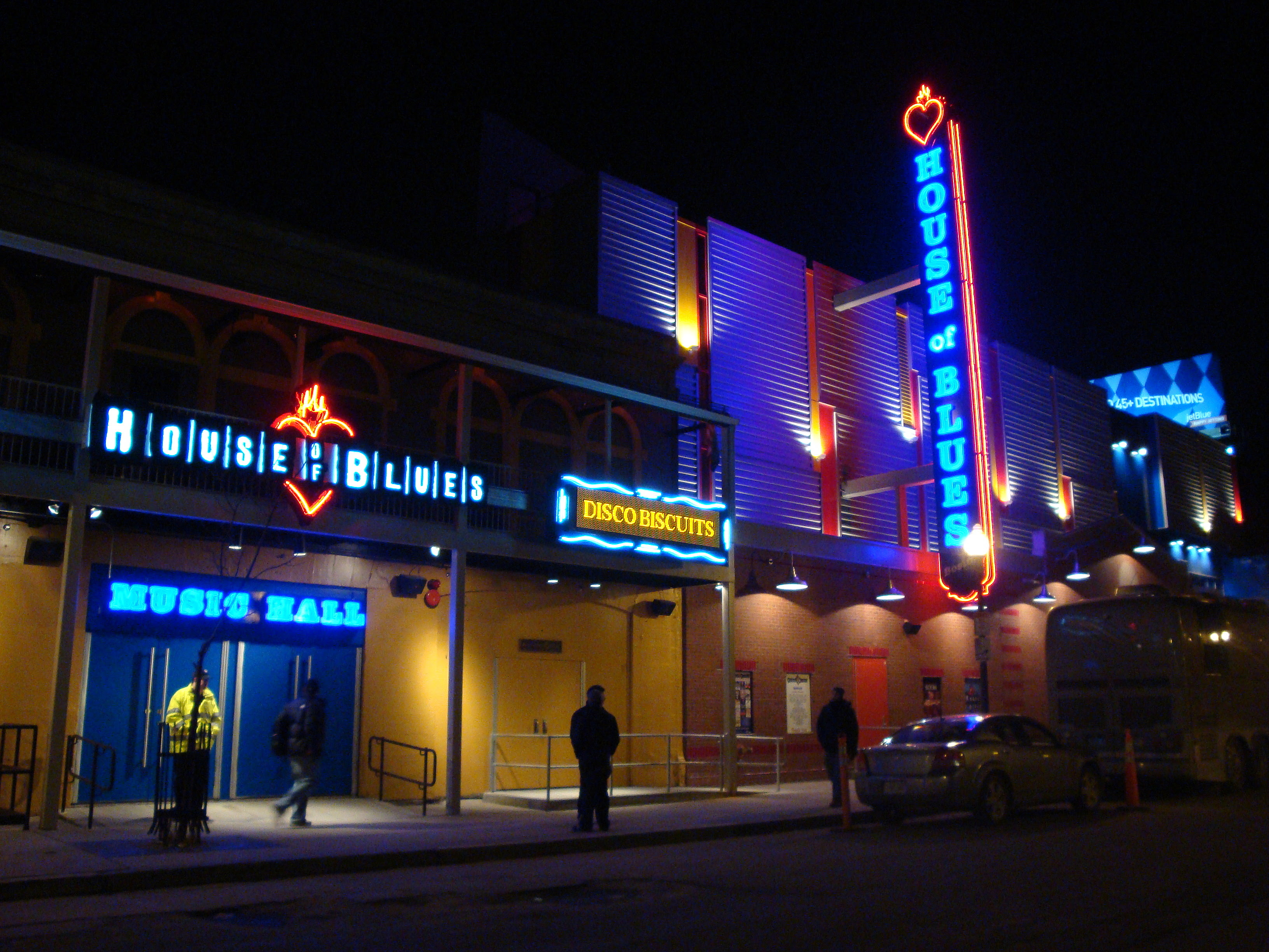 indoor music venues to see to in Boston on a rainy day