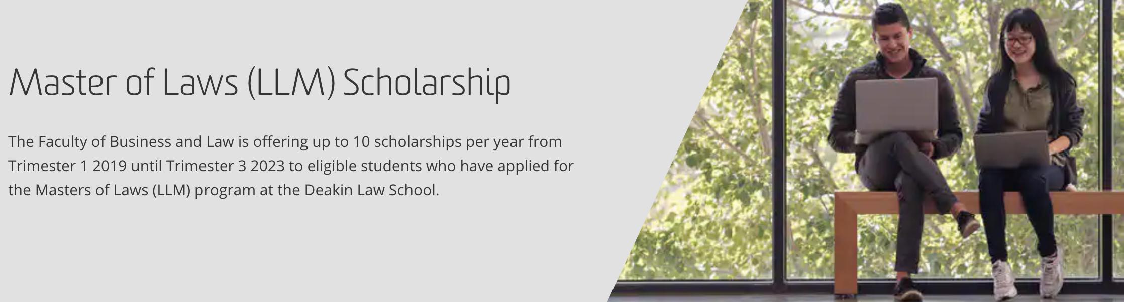 Đại học Deakin cấp học bổng lên đến 10,000AUD/1 năm cho toàn khóa