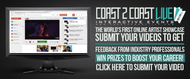 Coast 2 Coast LIVE Online Video Showcase