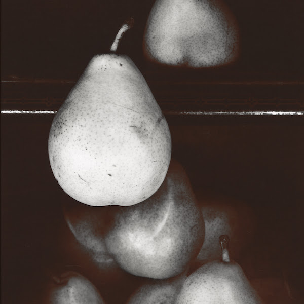Olivia Parker, Interior with Pears, 1979. Gelatin silver print. © Olivia Parker