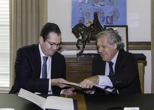 La OEA y el Tribunal Electoral del Poder Judicial de México amplían colaboración en justicia electoral e igualdad de género