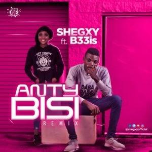 FreshMp3: Shegxy ft B33is - Anty Bisi (Remix)