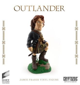 Cryptozoic Entertainment at New York Comic Con 2018 Outlander: Jamie Fraser