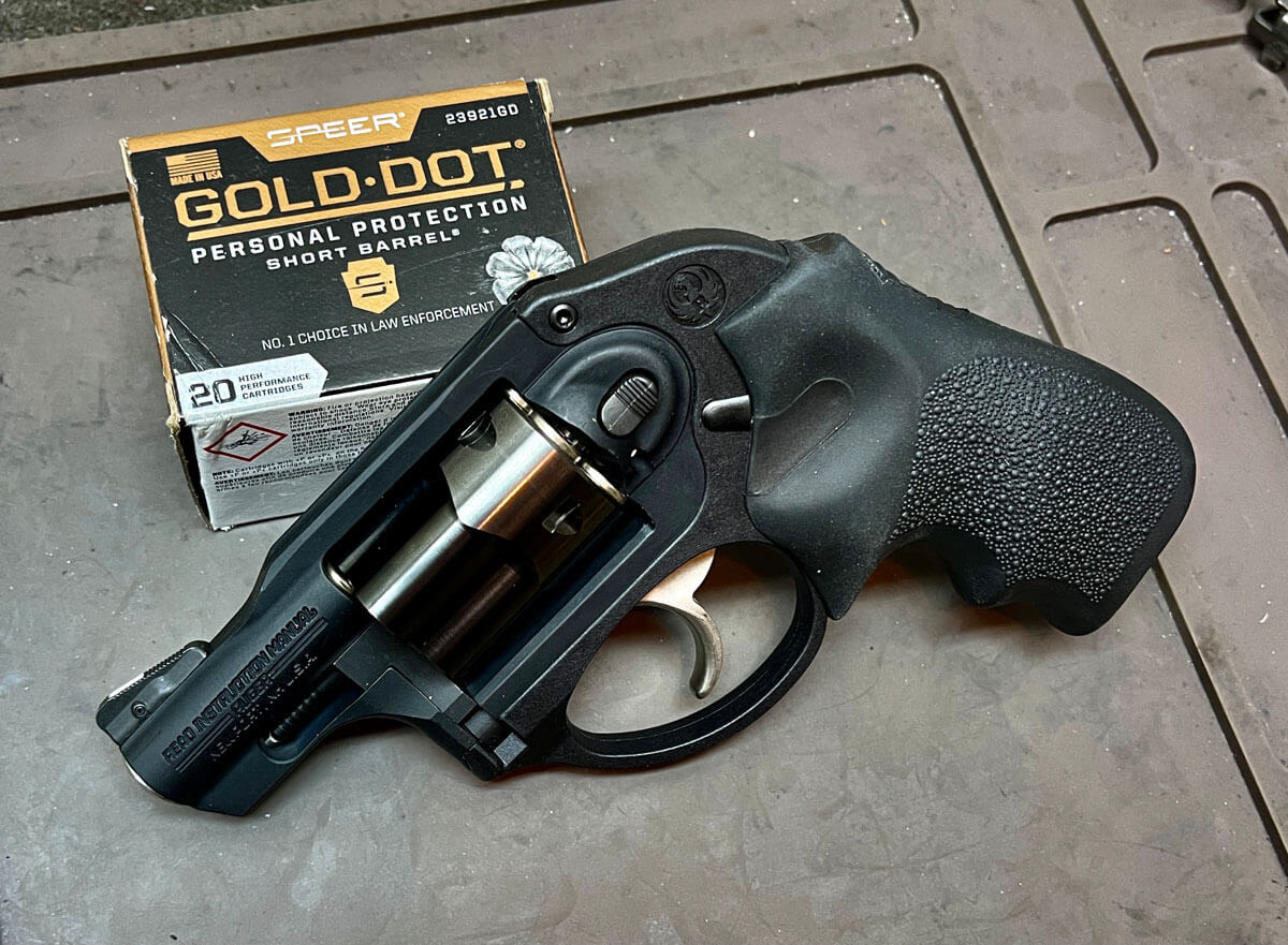 Ruger LCR – Die-Hard Smith Fan Takes it for a &8220;Spin&8221;