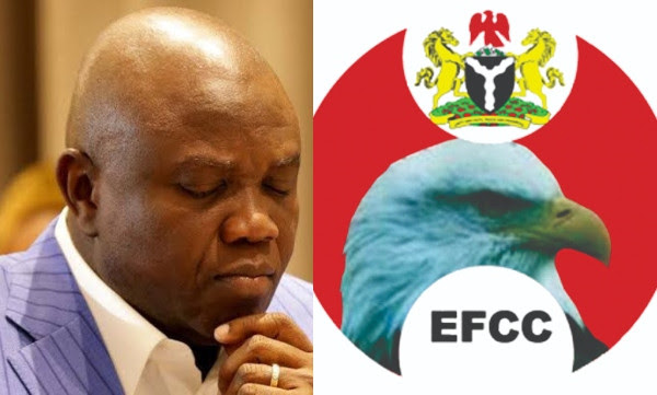 EFCC finally admits raid, but says they were attacked by Ambode?s hoodlums