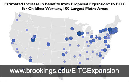 EITC Expansion in the Nation's 100 Largest Metro Areas