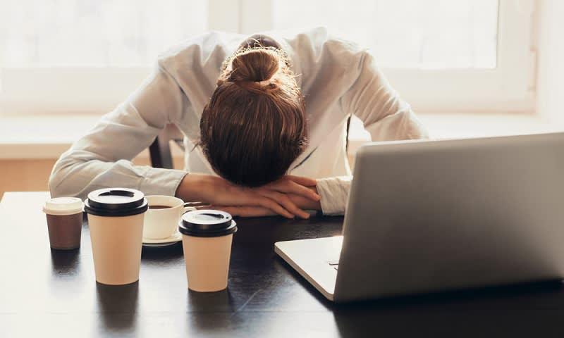 Stres Dapat Menurunkan Sistem Imun Tubuh Anda