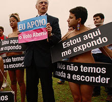 Open Vote in Brazil