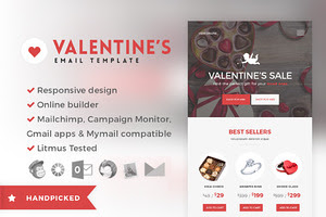 Valentine - Email + Builder Access