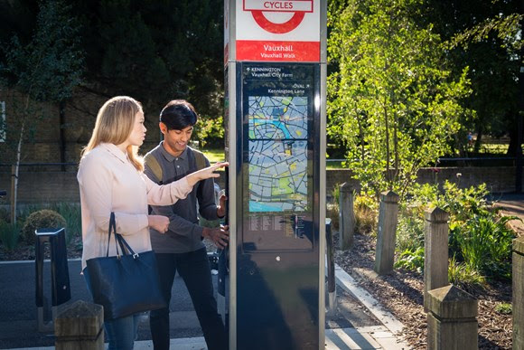 TfL Press Release - Cycle hire becomes easier than ever before as contactless payment comes to Santander Cycles