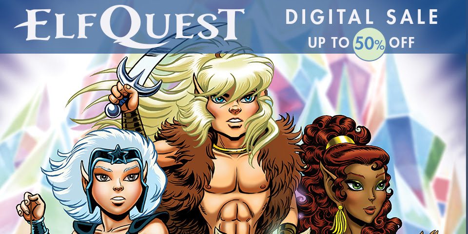 Elfquest Digital Sale
