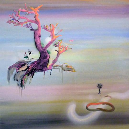 Ilhas voadoras - eu te amo por Justyna Pennards-Sycz