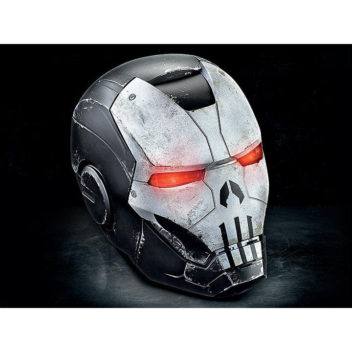 Image of Marvel Legends Gamerverse Punisher War Machine Helmet Prop Replica - OCTOBER 2019