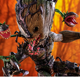 Marvel's Spider-Man: Maximum Venom LMS014 Venomized Groot Life-Size Collectible Figure