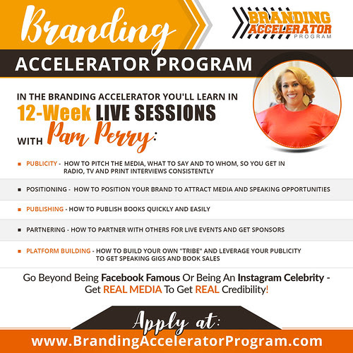 Branding Accelerator Program 01 update