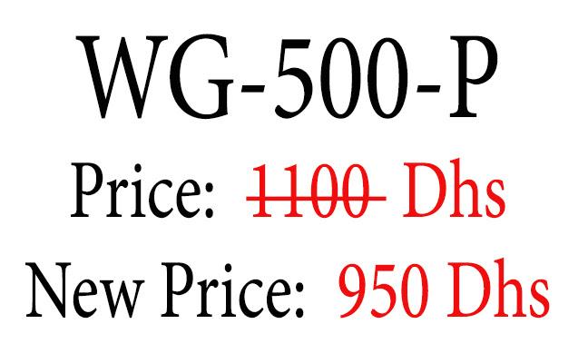 WG-500-P