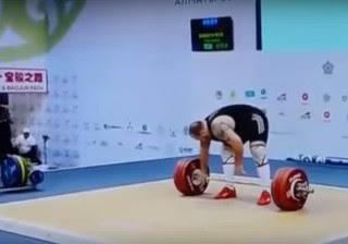 Rio 2016: Atleta de 190 kg ingere mais de 5 mil calorias por dia