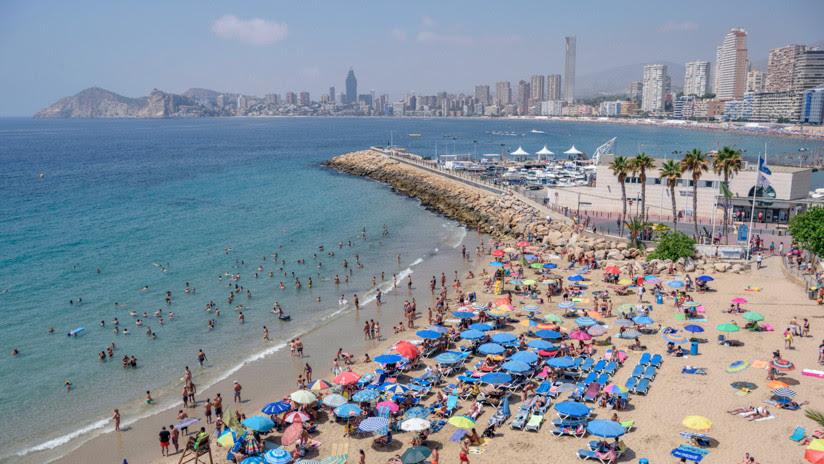 Turista británica pide una compensación porque su hotel en España estaba