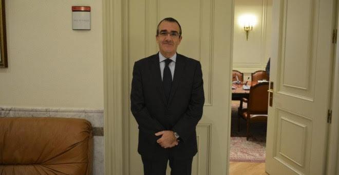 El magistrado Juan Pedro Yllanes, presidente del tribunal juzgador del 'caso Nóos', se pasa a la política y ficha por Podemos.