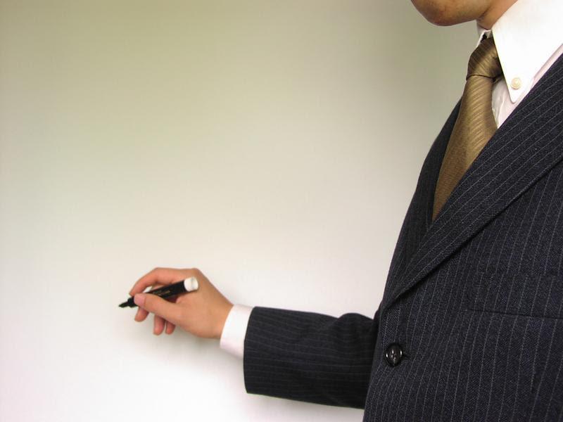 FSP - Teach writing on board