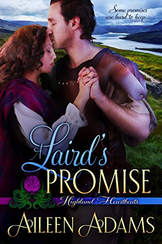 Cover for 'A Laird's Promise'