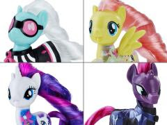 MY LITTLE PONY: FRIENDSHIP IS MAGIC, THE MOVIE, & EQUESTRIA GIRLS