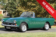 1965 Sunbeam Tiger V8 Roadster (RHD)