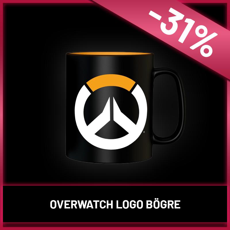 OVERWATCH - Bögre