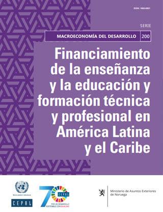 Financiamiento de la enseñanza