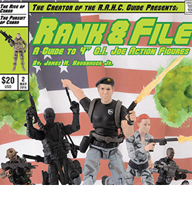 Rank & File: A Guide to G.I. Joe Action Figures
