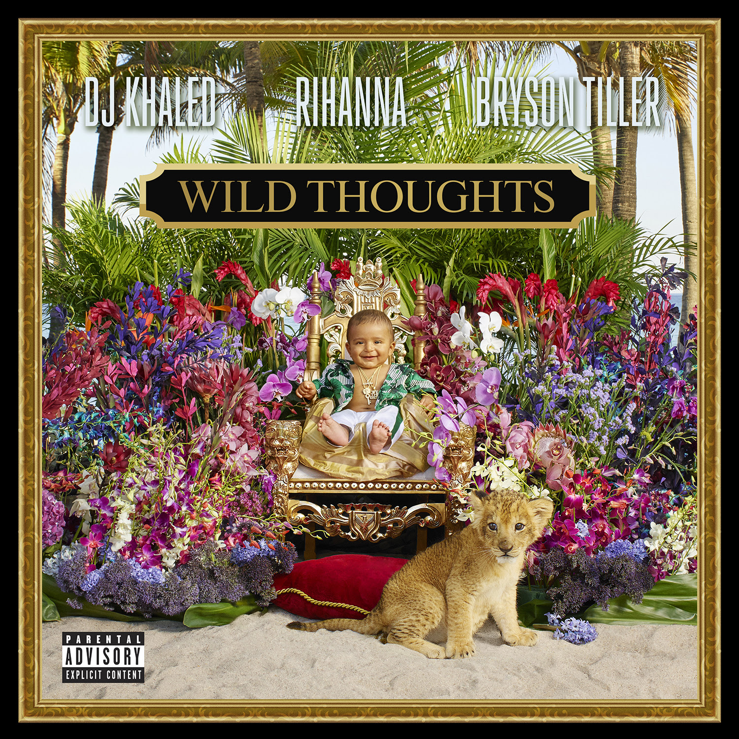 "DJ Khaled ft Rihanna & Bryson Tiller ""Wild Thoughts"" (COVER)"