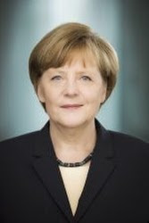 J/70 supporter- Chancellor Angela Merkel from Germany