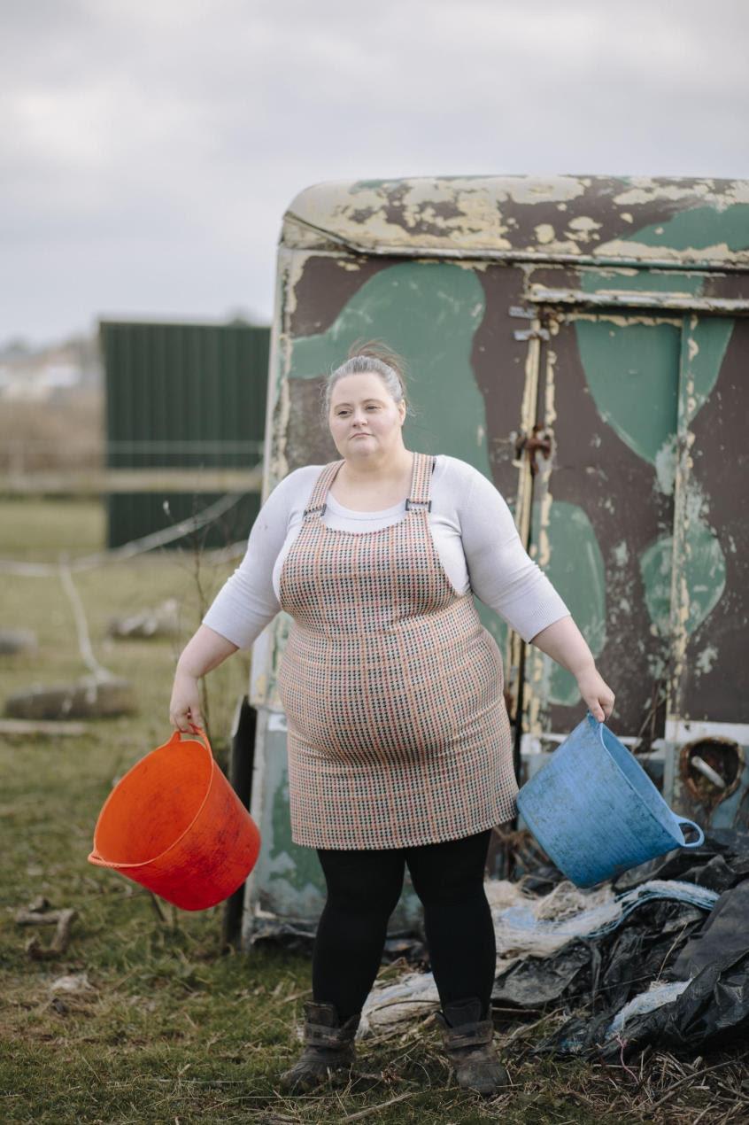 Empty buckets - Image by Nicola Simpson