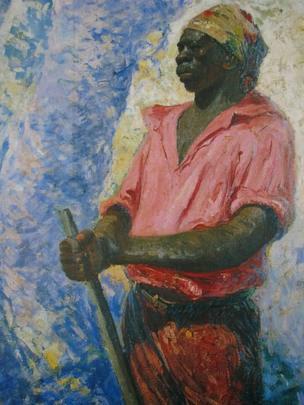 Pintura de Zumbi