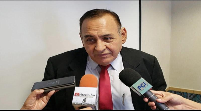 Al presidente Hernández