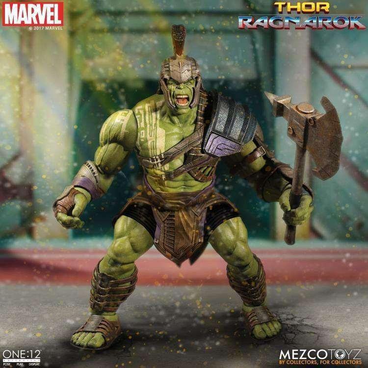 Image of One:12 Collective Thor: Ragnarok - Hulk