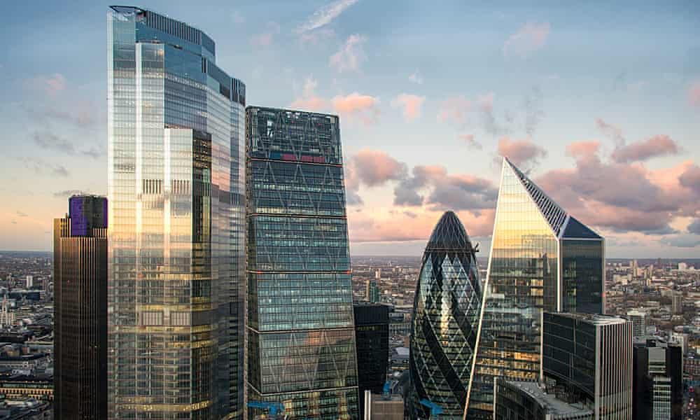 Can London's tallest new skyscraper survive the Covid era?