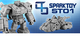 SPARKTOY ST-01