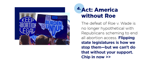 Act: America without Roe