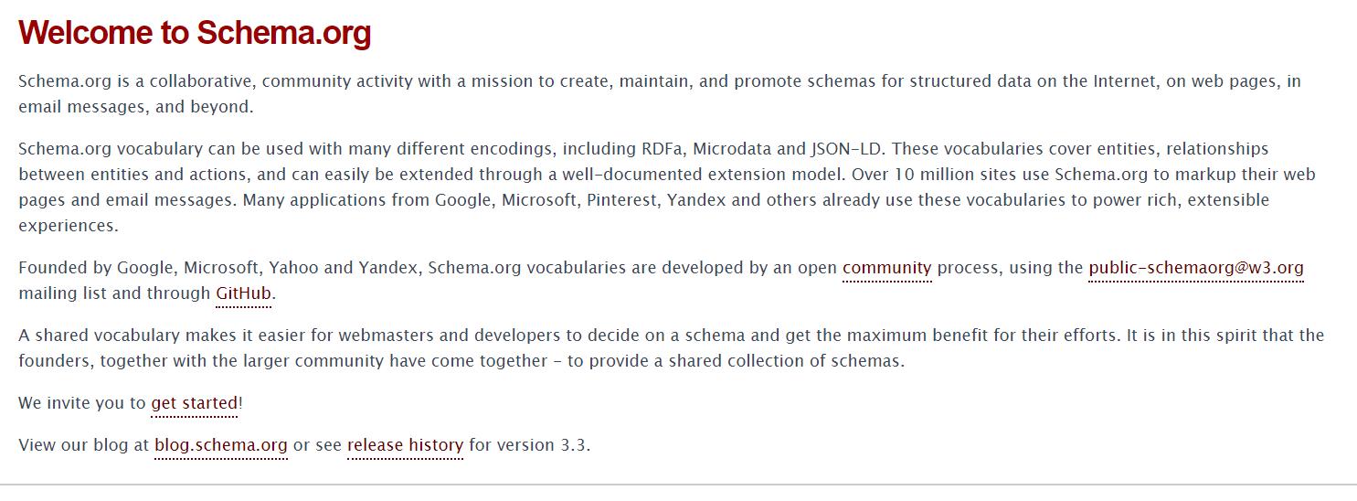 Schema.org per la local SEO