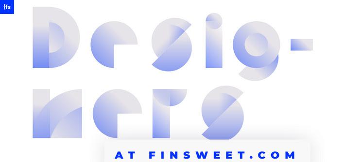 Веб-дизайн тренд 2020 года: огромные шрифты и минимализм