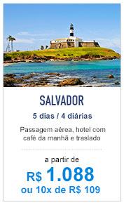 Salvador / R$ 998