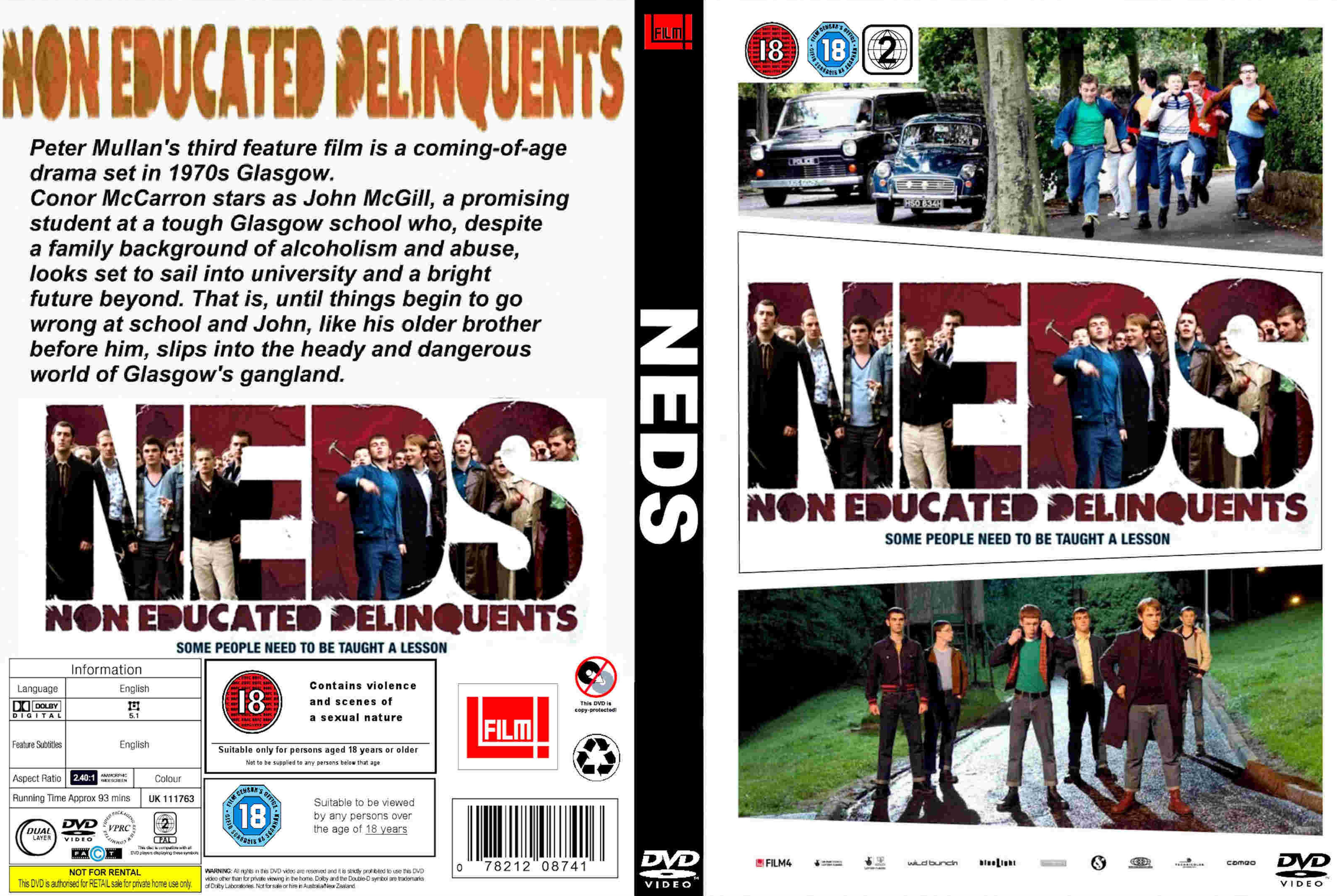 TaH7KkI Neds Jovens Delinquentes Torrent   BluRay Rip 1080p Dublado 5.1 (2014)