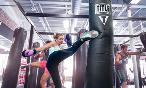 Up to 70% Off Fitness Classes at TITLE Boxing Club